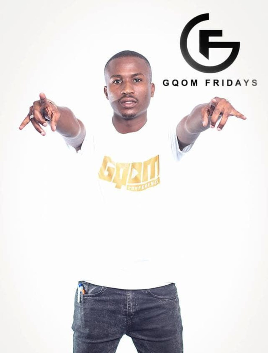 GqomFridays Mix Vol.118 (Mixed By Dj Stera)